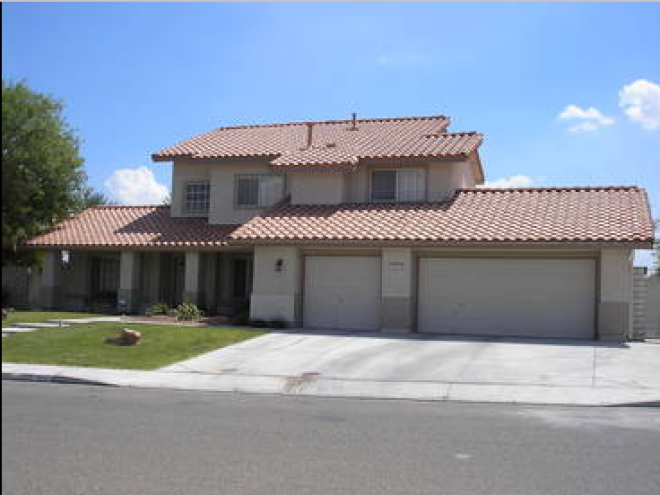 home for sale in north las vegas