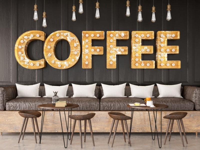 inside one of the finest coffee shops in Las Vegas